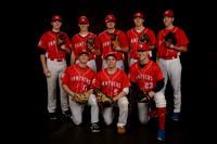 Photo Shoot at MN Baseball in Arden Hills 02-12-17